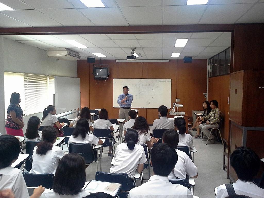 ตารางเรียน ป.ตรี ชีววิทยา ภาคเรียนที่ 1+2 ปีการศึกษา 2560-2561